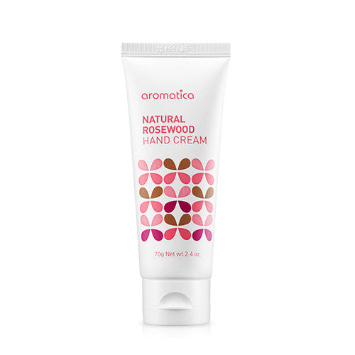 Aromatica - Natural Rosewood Hand Cream 20ml