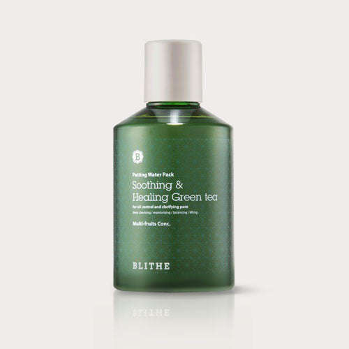 Blithe - Patting Splash Mask - Soothing Green Tea 200ml