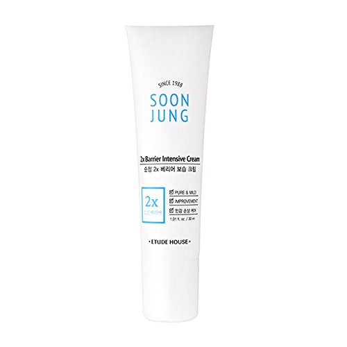 Etude House - Soon Jung 2X Barrier Intensive Cream 60ml
