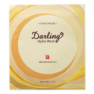 Etude House - Darling Snail Caring Hydro Mask