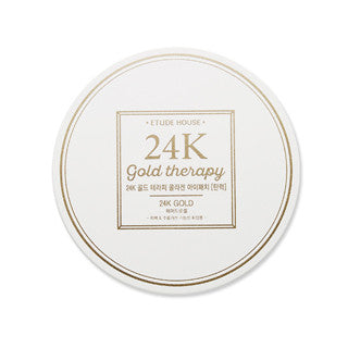 Etude House - 24K Gold Collagen Eye Therapy Patch - Firming (60lı)