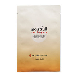Etude House - Moistfull Collagen Mask Sheet