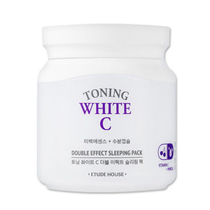 Etude House -  Toning White C Double Effect Sleeping Pack 100ml