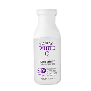 Etude House - Toning White C Active Essence 80ml