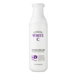 Etude House - Toning White C Radiance Emulsion 180ml