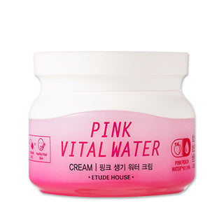 Etude House - Pink Vital Water Cream 60ml