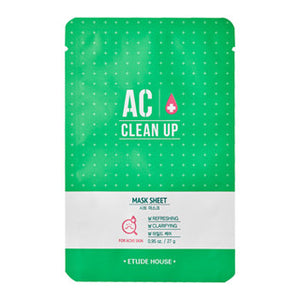Etude House - AC Clean Up Sheet Mask