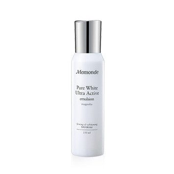 Mamonde - Pure White Ultra Active Emulsion 150ml