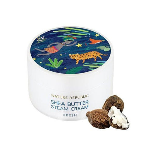 Nature Republic - Shea Butter Steam Cream Fresh 100ml