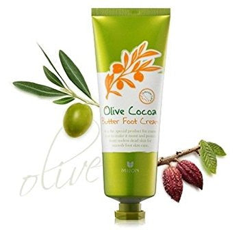 Mizon - Olive Cocoa Butter Foot Cream 80ml