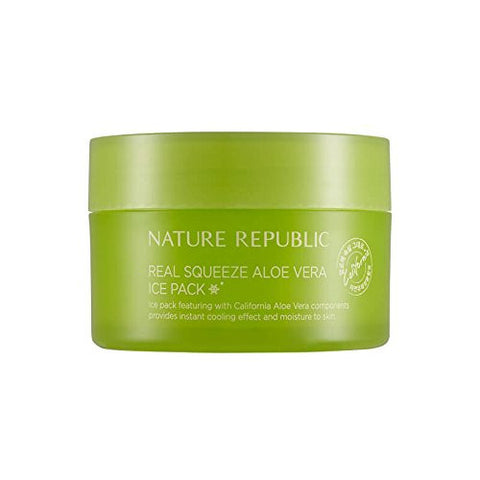 Nature Republic - Real Squeeze Aloe Vera Ice Pack 100ml