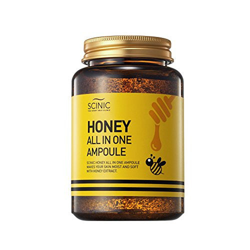 Scinic - Honey All In One Ampoule 250ml