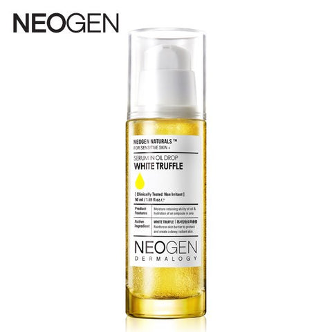 Neogen - White Truffle Serum In Oil Drop 50ml