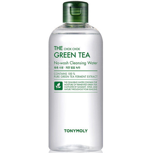 Tony Moly - More Moistened Green Tino Wash Cleansing Water 300ml