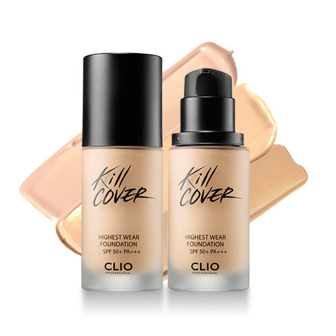 Clio - Kill Cover Highest Wear Foundation