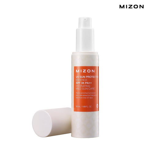 Mizon - Uv Sun Protector Essence Spf35 Pa++ 50ml