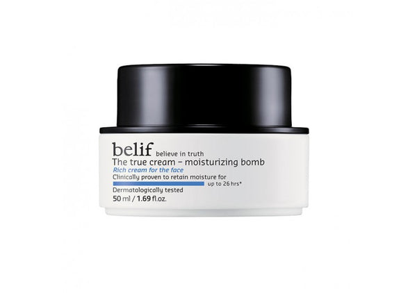 Belif - The True Moisturizing Bomb (Cream Type) 50ml