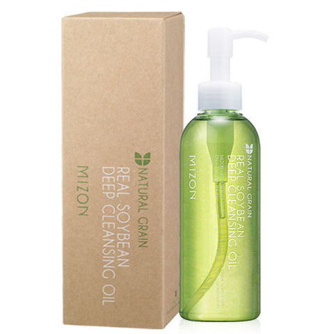 Mizon - Real Soybean Deep Cleansing Oil 200ml