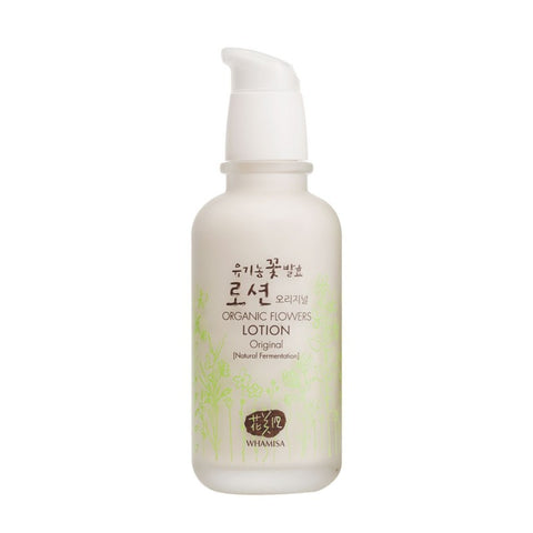 Whamisa - Organic Flowers Lotion Original 120ml