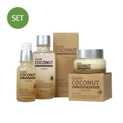 April Skin - Coconut SET