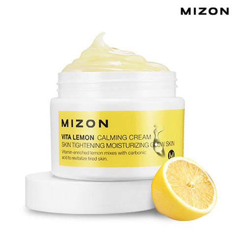 Mizon - Vita Lemon Calming Cream 50ml