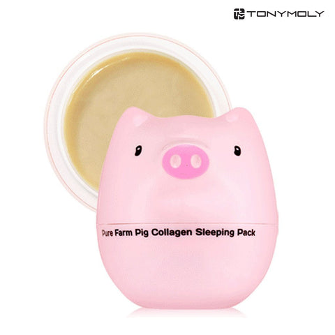 Tony Moly - Pure Farm Collagen Sleeping Pack 80G