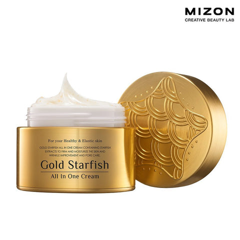 Mizon - Gold Starfish All In One Cream 50ml