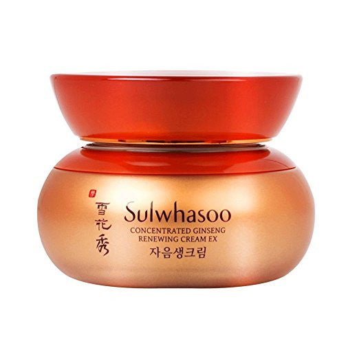 Sulwhasoo - Concentrated Ginseng Renewing Cream Ex 60ml