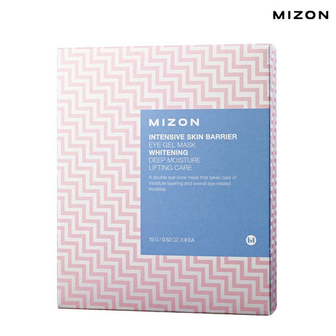 Mizon - Intensive Skin Barrier Eye Gel Mask 15g x 8ad