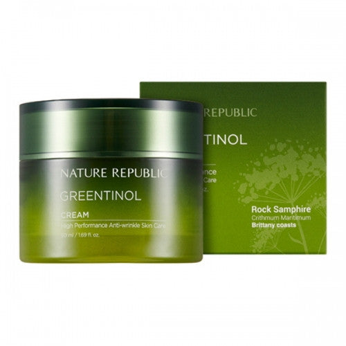 Nature Republic - Greentinol Cream 50ml