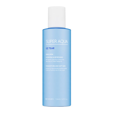 Missha - Super Aqua Ice Tear Emulsion 150ml