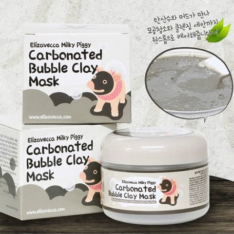 Elizavecca - Milky Piggy Carbonated Bubble Clay Mask 100g