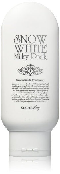 Secret Key - Snow White Milky Pack 200ml