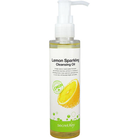 Secret Key - Lemon Sparkling Cleansing Oil 150ml
