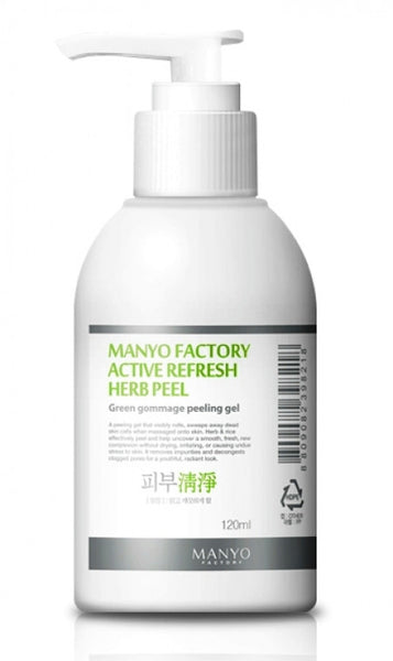 Manyo Factory - Active Refresh Herb Peel 120ml