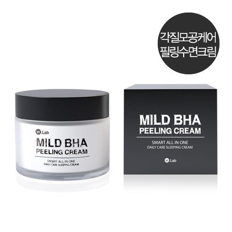 W.Lab - Mild Bha Peeling Cream 50ml