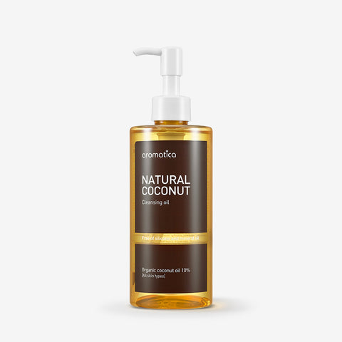 Aromatica - Natural Coconut Cleansing Oil 300ml
