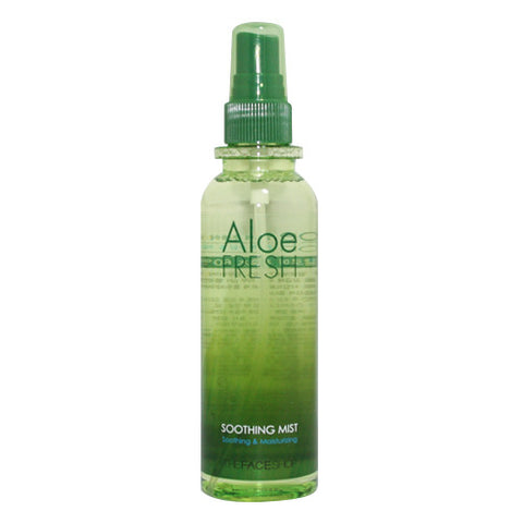 The Face Shop - Aloe Fresh Soothing Mist 130ml