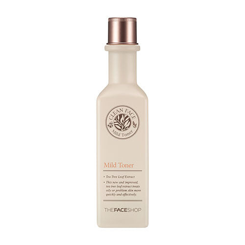 The Face Shop - Clean Face Mild Toner 130ml