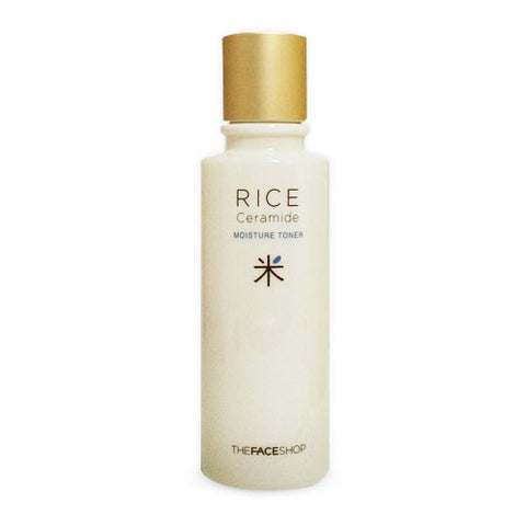 The Face Shop - Rice Ceramide Moisture Toner 150ml