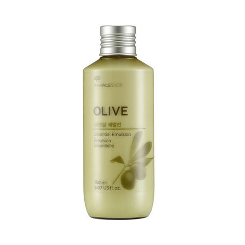The Face Shop - Olive Essential Emulsion 150ml