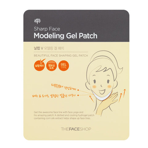 The Face Shop - Sharp Face Modeling Gel Patch