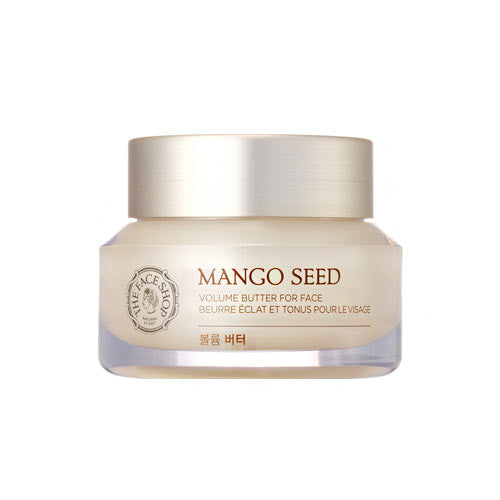 The Face Shop - Mango Seed Volume Butter For Face 50ml