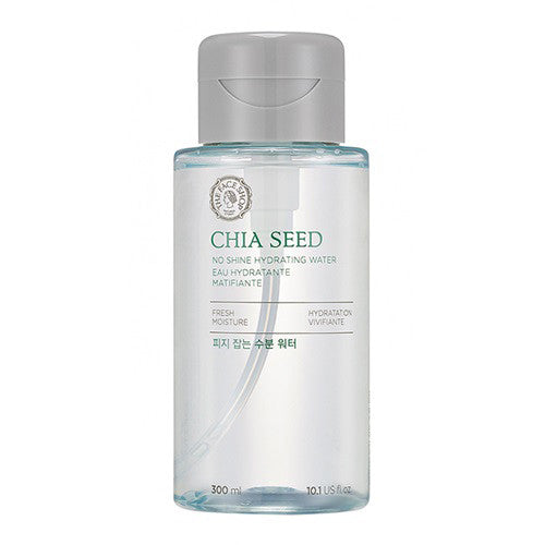 The Face Shop - Chia Seed No Shine Hydrating Water 300ml