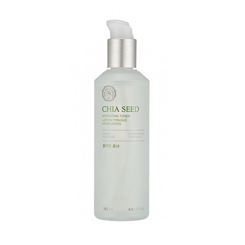 The Face Shop - Chia Seed Hydrating Toner 145ml