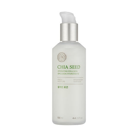 The Face Shop - Chia Seed Hydrating Emulsion 130ml