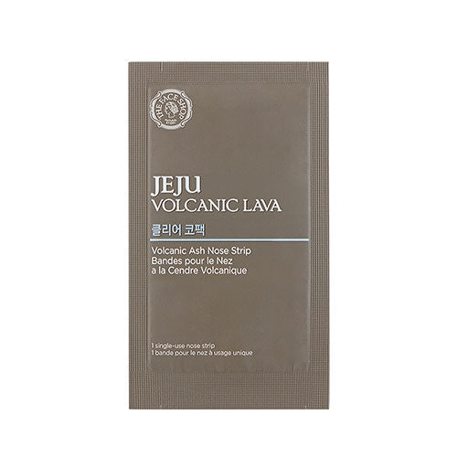 The Face Shop - Jeju Volcanic Lava Volcanic Ash Nose Strip