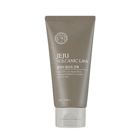 The Face Shop – Jeju Volcanic Lava Peel-Off Clay Nose Mask