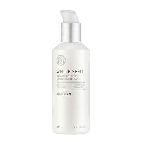 The Face Shop - White Seed Real Whitening Lotion 125ml