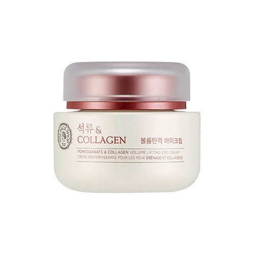 The Face Shop – Pomegranate & Collagen Volume Lifting Eye Cream - 50ml